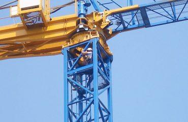 Abilitazione alla Conduzione di Gru a Torre (con rotazione alta e bassa 14 ORE)